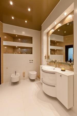 Interior moderno apartamento Foto de archivo - 9293540