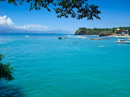 rest on the sunny beaches of Bali