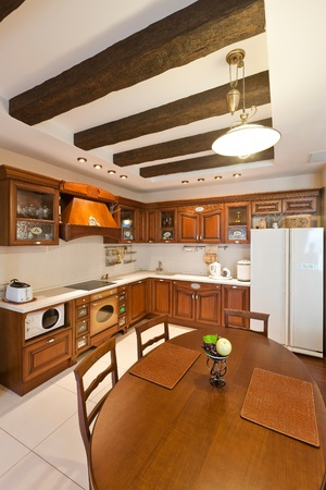 beautiful modern apartment interior Stock Photo - 9687730