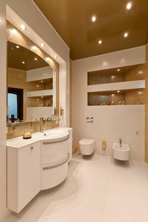 beautiful modern apartment interior Stock Photo - 9687640