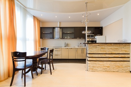 Modern simple kitchen Stock Photo - 9794481