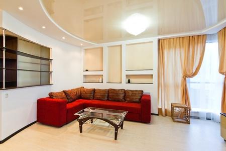 Moderno piso simple Foto de archivo - 9794464