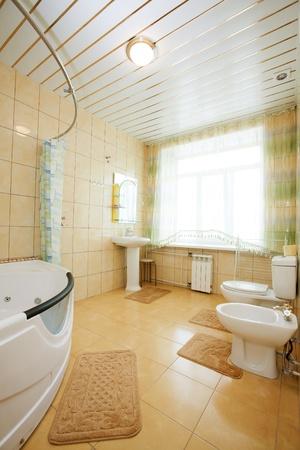 Simple bathroom Stock Photo - 9796119