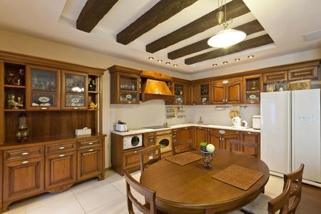 beautiful modern apartment interior Stock Photo