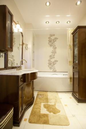 beautiful modern apartment interior Stock Photo - 9796096