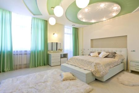 Interior moderno apartamento Foto de archivo - 9796123