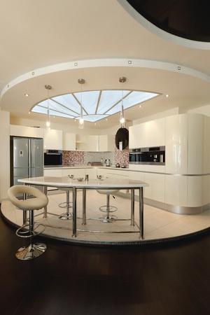 beautiful modern apartment interior Stock Photo - 9796121