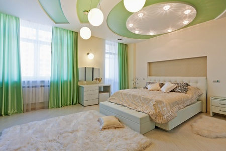 beautiful modern apartment interior Stock Photo - 10267887