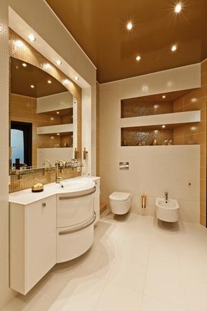 Interior moderno apartamento Foto de archivo - 10267863