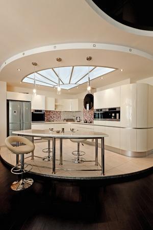 Interior hermoso apartamento moderno Foto de archivo - 10267885