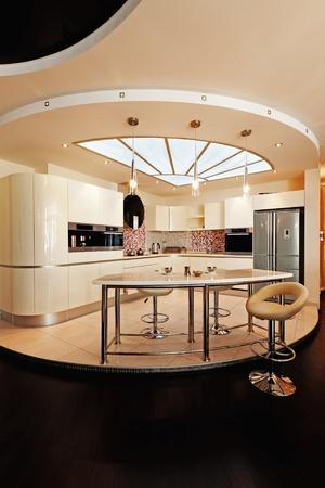 Interior hermoso apartamento moderno Foto de archivo - 10907184