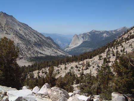 high sierra: High Sierra view