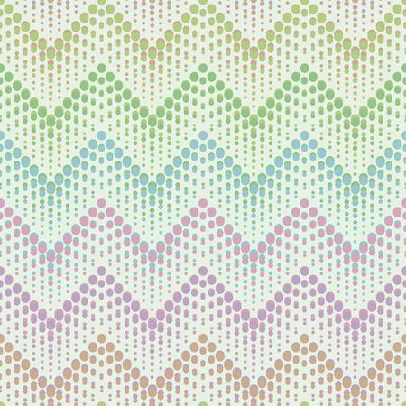 herringbone background: Herringbone geometric zigzag and dotted color seamless pattern or background