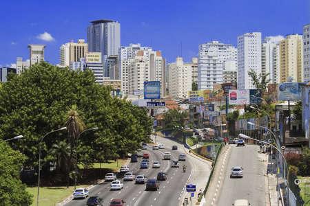 Sao Paulo, Brazil Zdjęcie Seryjne