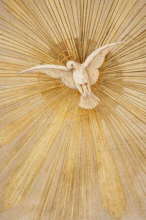 espiritu santo: Paloma de la paz