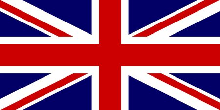 The official flag of the United Kingdom of Great Britain