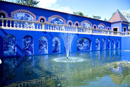 Palacio dos Marquises de Fronteira Stockfoto
