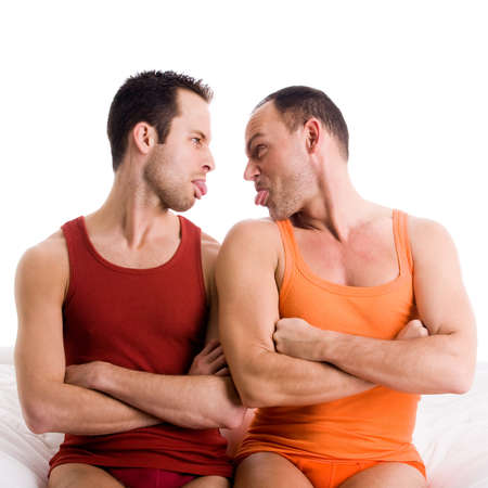 An insight into a happy homo couples relationship