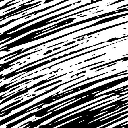 Hand drawn scribble background. Abstract monochrome doodle background. Vector illustration