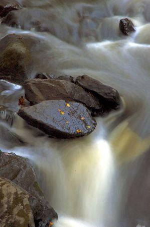 rainwear: Fall Waterfall