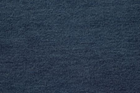 unbutton: A closeup shot of a denim fabric pattern Stock Photo