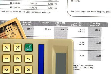 hmo: Calcolatrice medico e dollor fatture - Nozione di assistenza sanitaria in aumento