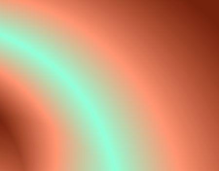 Fractal rendition of northern lights