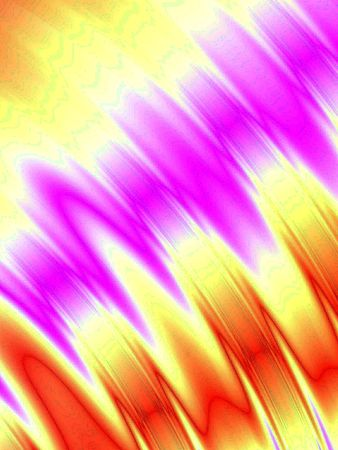 Fractal rendition of colored ripple back ground Stock Photo - 1326899