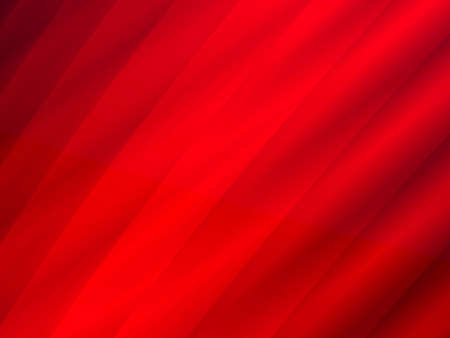 rendition: Fractal rendition of red shiny metal back ground