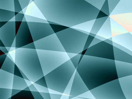Fractal rendition of blue metal back ground Stock Photo - 1648859