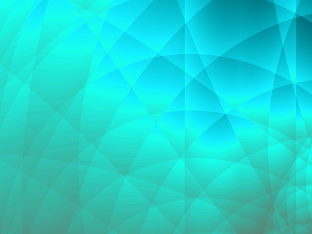 Fractal rendition of blue metal back ground Stock Photo - 1648861