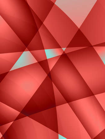 Fractal rendition of a red metal back ground Stock Photo - 1648843