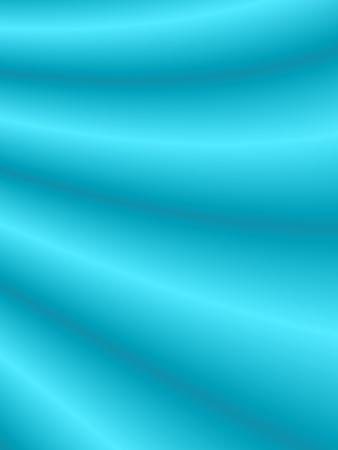 rendition: Fractal rendition of blue velvet  back ground Stock Photo