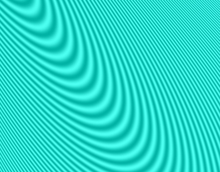 Fractal rendition of a blue water ripple background photo