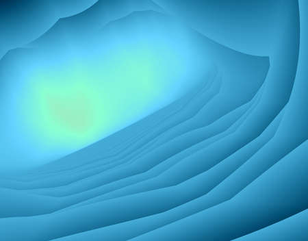 Fractal rendition of surfing waves back ground photo