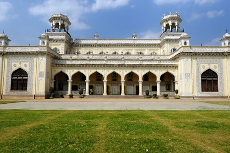 hyderabad: An ancient palace of the Nizams of the Hyderabad India