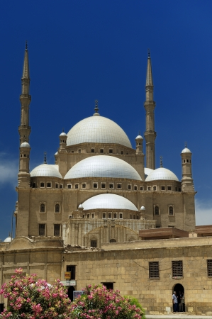 muhammad: The Mosque of Muhammad Ali Pasha or Alabaster Mosque is a Ottoman mosque situated in the Saladin Citadel of Cairo in Egypt and commissioned by Muhammad Ali Pasha between 1830 and 1848.