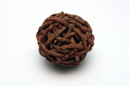 A ball of twine. Gordian knot. Undecidable problem photo