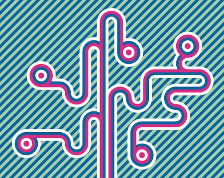 lines n2 Vector