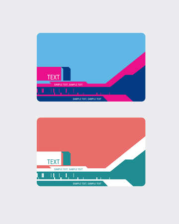 tarjeta de diseño gráfico Foto de archivo - 5126225