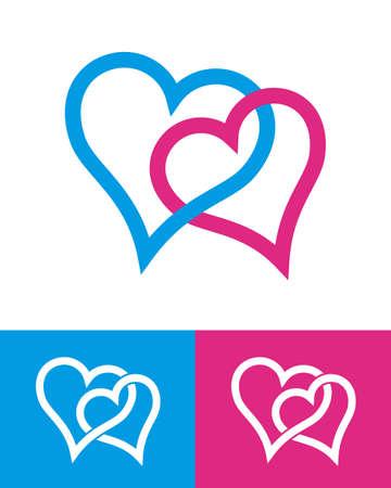 heart signs Stock Vector - 5191356