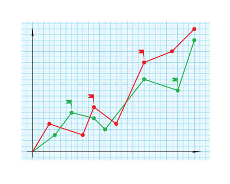 business chart 1  Vector