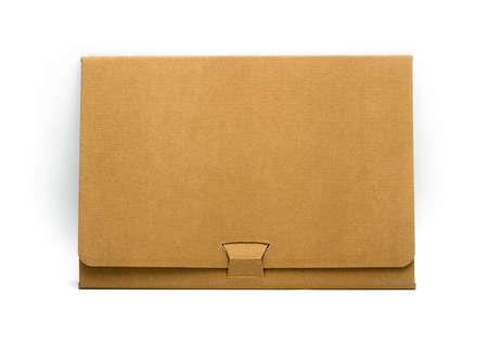 sobres para carta: carpeta de cart�n