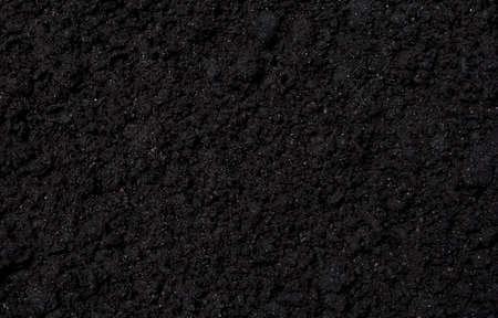 tierra fertil: suelo Foto de archivo