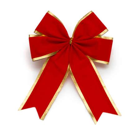 red bow Banco de Imagens