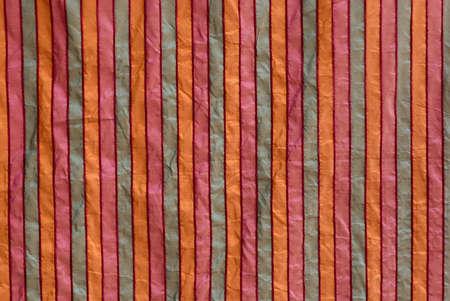 striped fabric photo