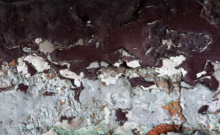 crackles: Old paint Stock Photo