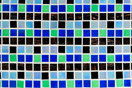 Seamless Square Tiles Background photo