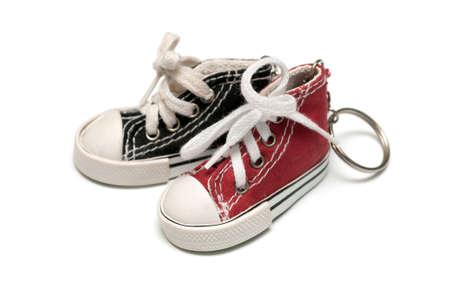 change purse: pendant shoes