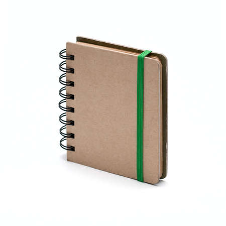 note book on white backgrounds Stock Photo - 10170188